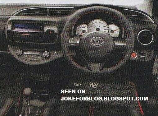 Toyota Yaris Facelift 2015