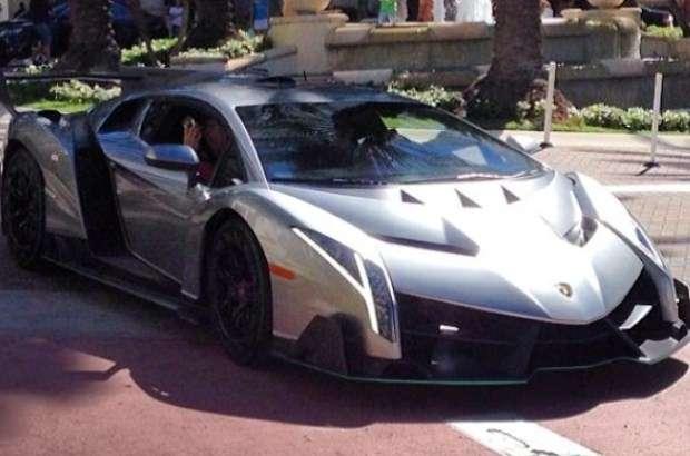 Kris Singh Lamborghini Veneno