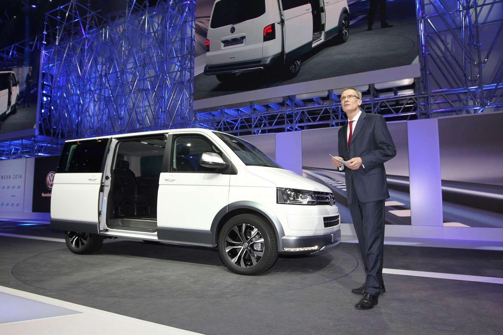 Volkswagen Multivan Alltrack