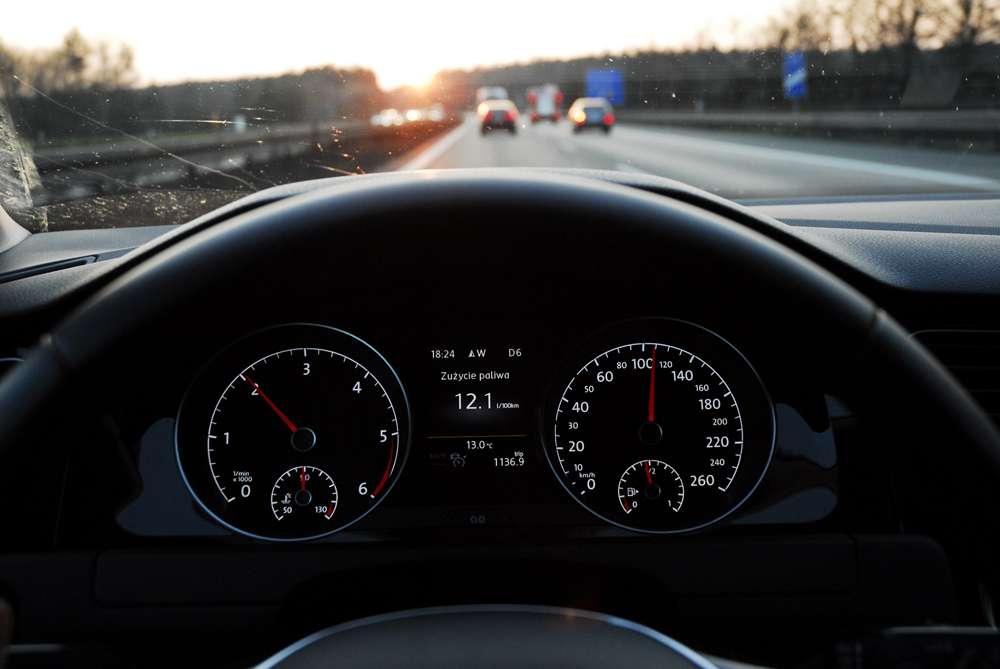 Volkswagen Golf VII Variant Lane Assist