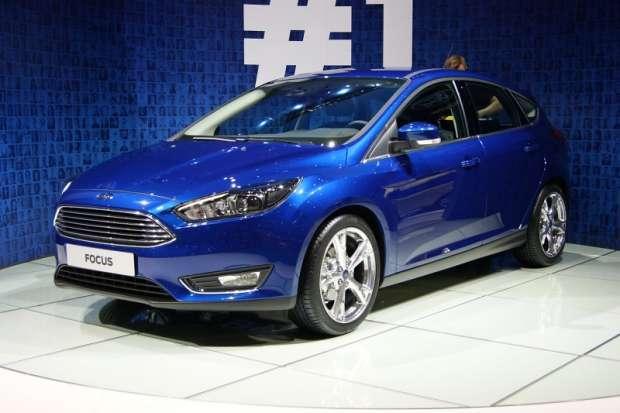 Ford Focus 2014 Facelift