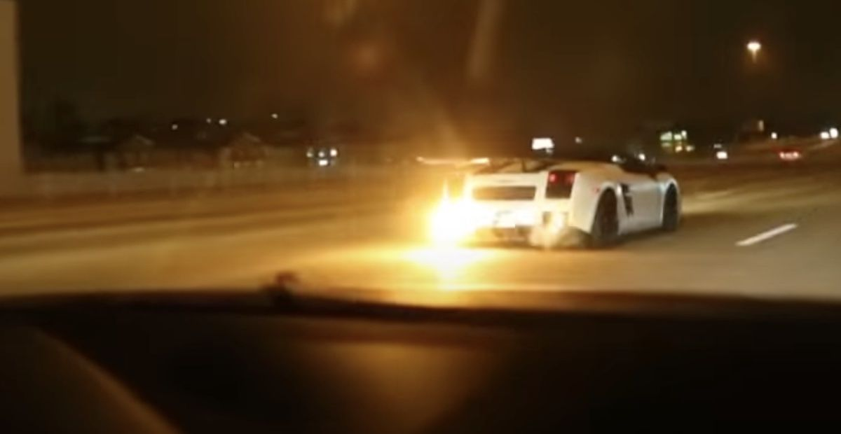 Lamborghini Gallardo Spyder