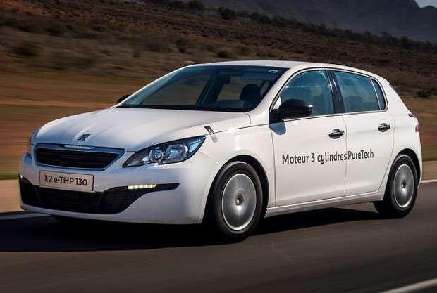 Peugeot 308 1.2 e-THP 130 KM