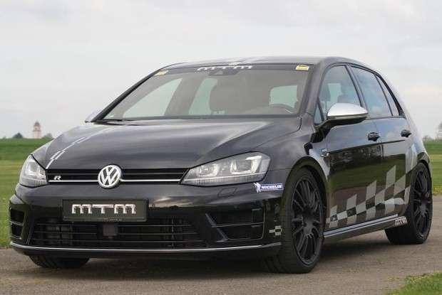 Volkswagen Golf R tuning MTM