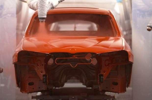 BMW X4 produkcja