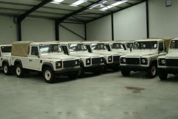 Land Rover Defender 110 LWB