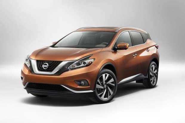 Nowy Nissan Murano 2015