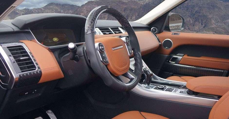 Range Rover Sport Mansory 2014