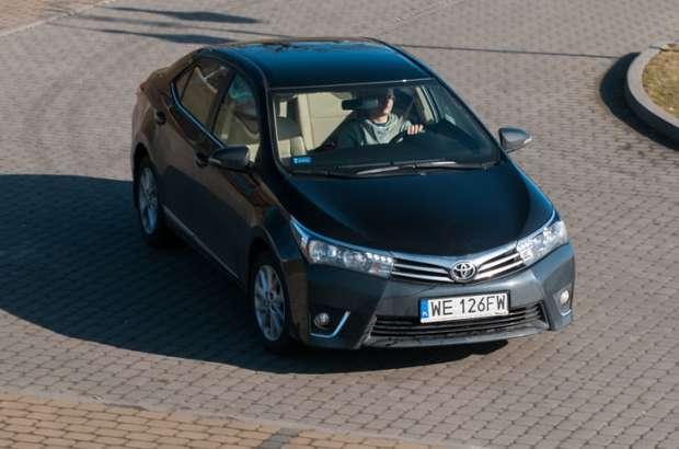 Nowa Toyota Corolla