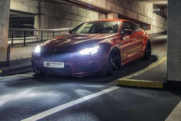 BMW 6-series tuning