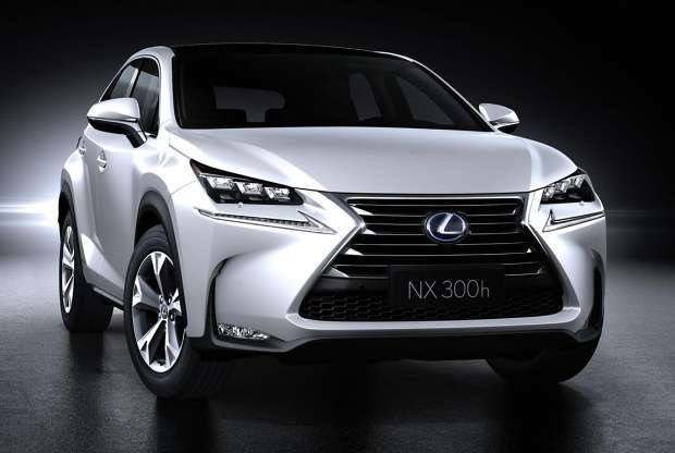 Nowy Lexus NX 2015