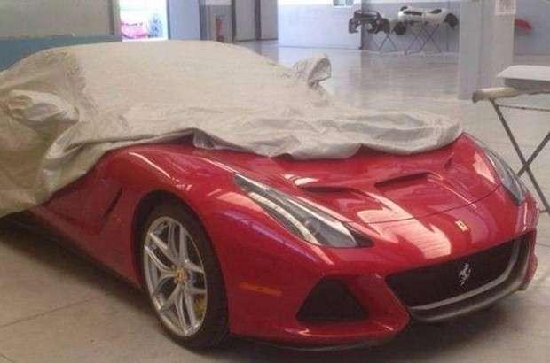 Ferrari F12Berlinetta Targa SP America