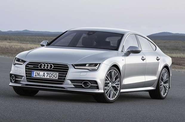 Audi A7 2015 Sportback Facelift