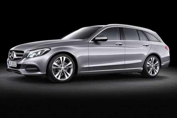 Mercedes Klasy C Estate 2015