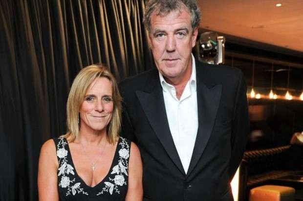 Jeremy Clarkson żona