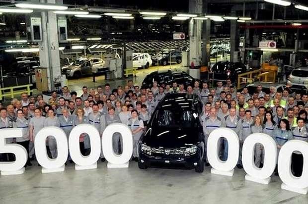 Dacia 5.000.000