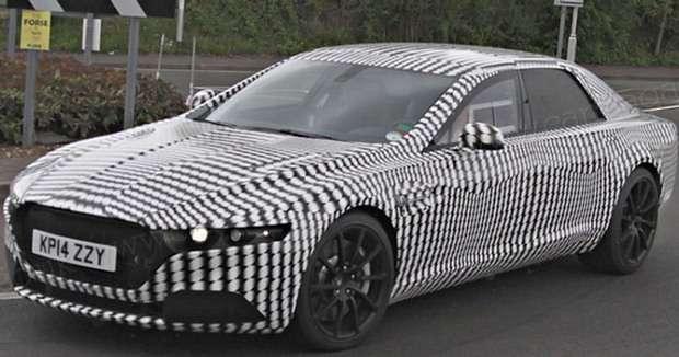 Aston Martin Lagonda spy