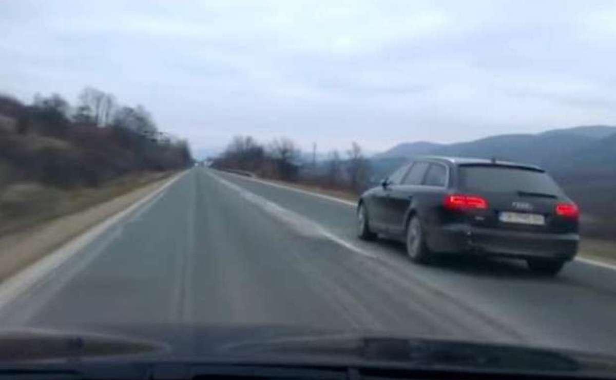 BMW M5 vs. Audi S6: pojedynek na drodze