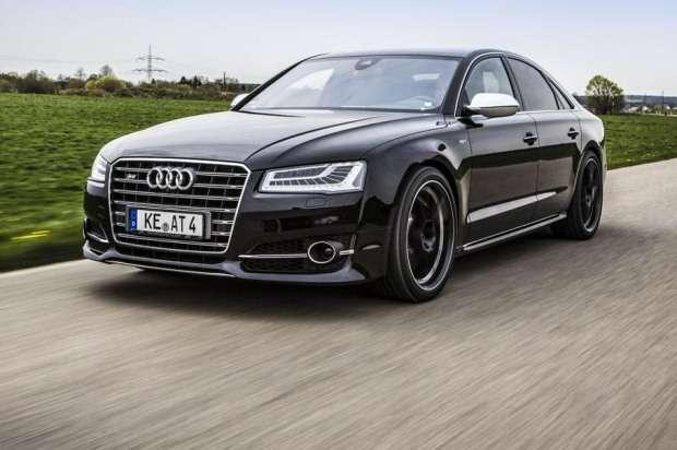 Audi S8 tuning ABT