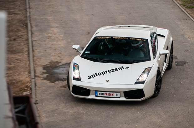 Lamborghini Gallardo Poznań