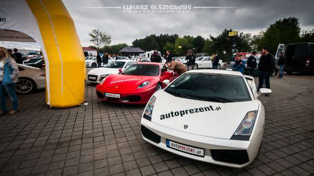Lamborghini i Ferrari