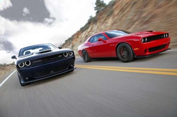 2015 Dodge Challenger SRT / SRT Hellcat 2015
