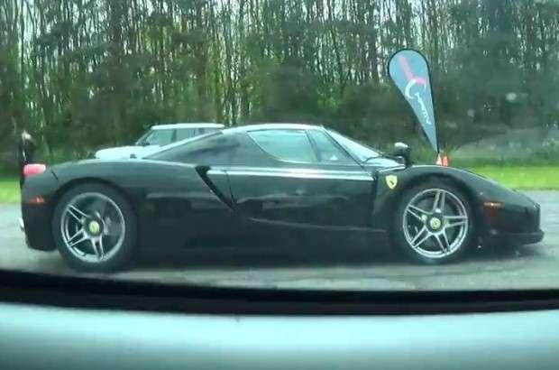 Ferrari Enzo black