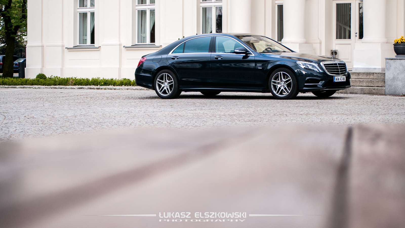 Mercedes Klasy S 350 CDI Long Edition 1