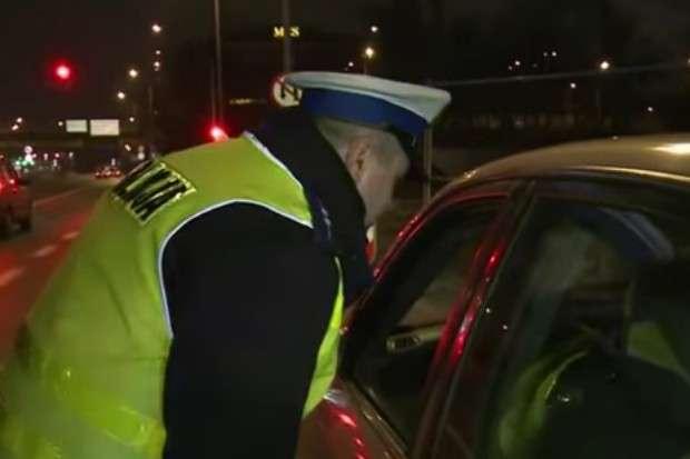 Zatrzymanie przez policje