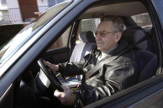 Stary kierowca