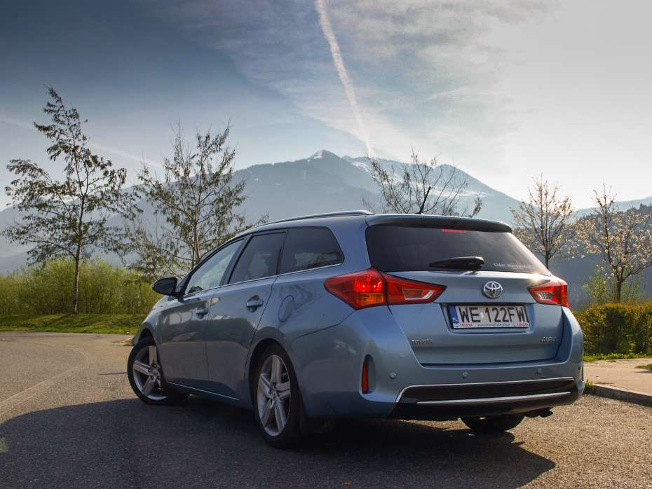 Toyota Auris Touring Sports D4-D 125 Prestige
