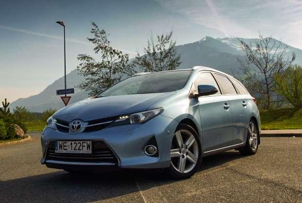 Nowa Toyota Auris Touring Sports
