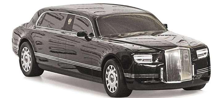 Vladimir Putin car