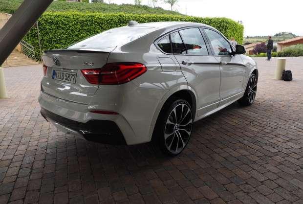 BMW X4 M Performance tuning