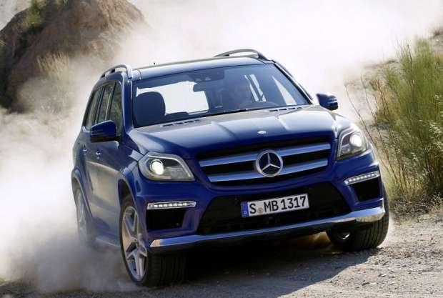 Mercedes GL 2012