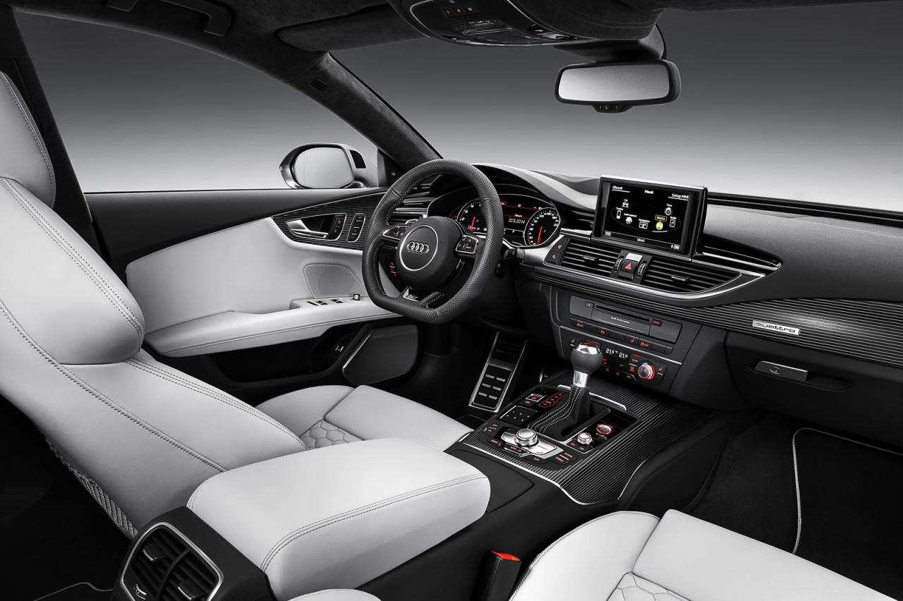Audi RS7 2015