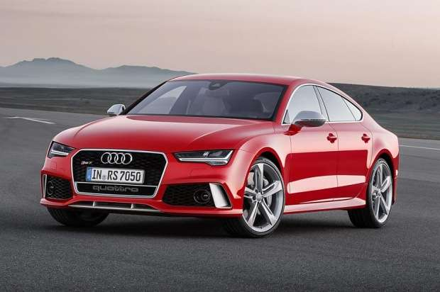 2015 Audi RS7 Facelift