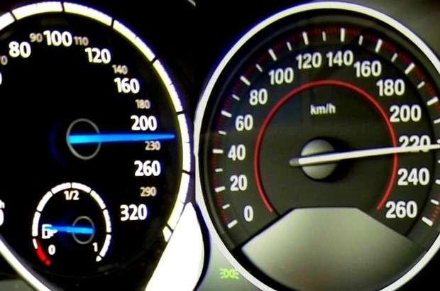 0-230 km/h