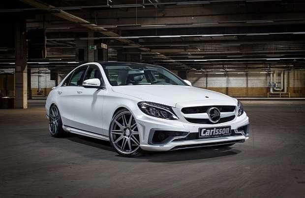 Mercedes C W205 tuning