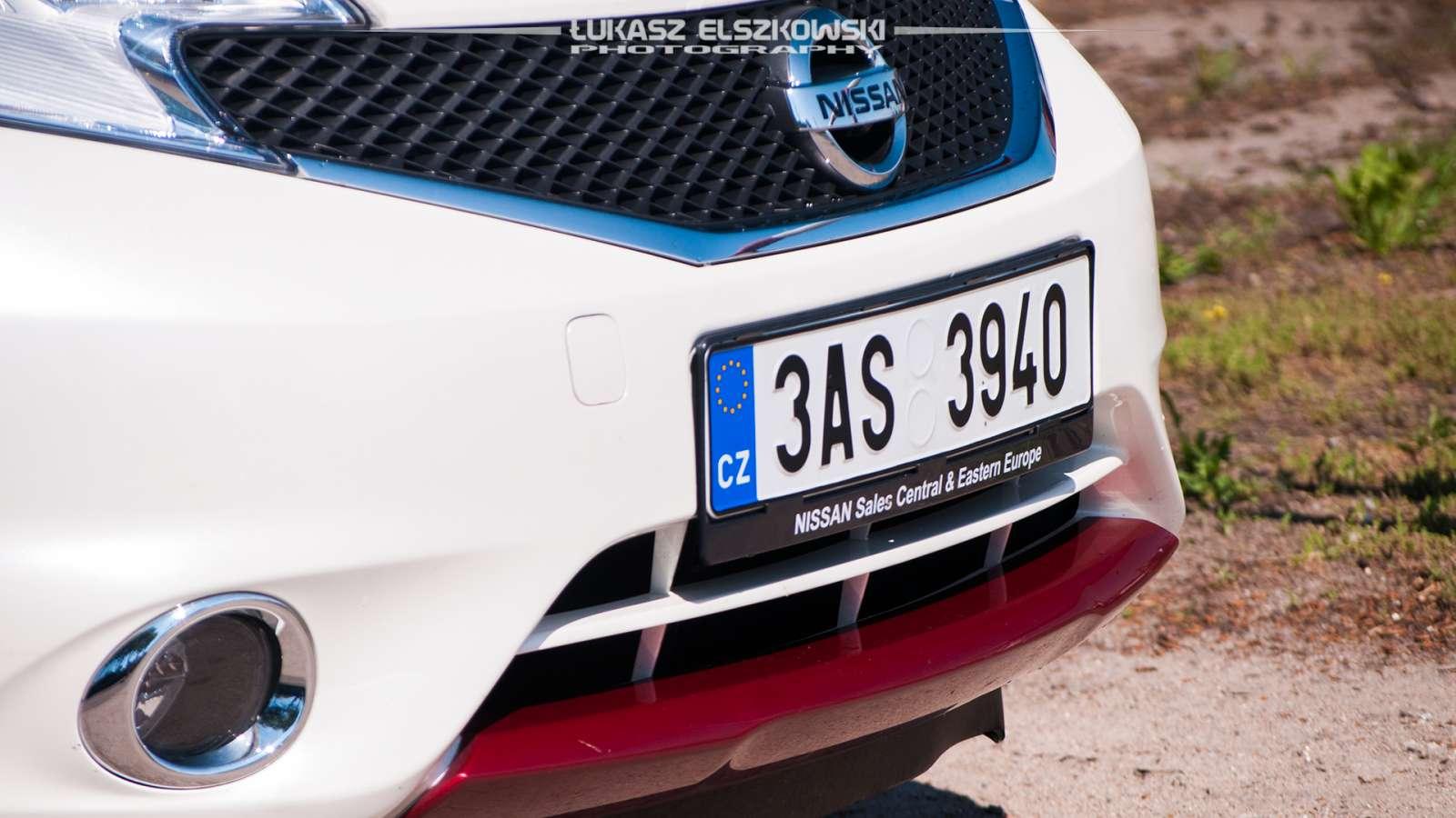 Nissan Note Tekna 2014