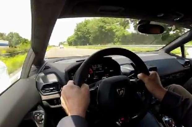 Lamborghini Huracan LP610-4 autobahn