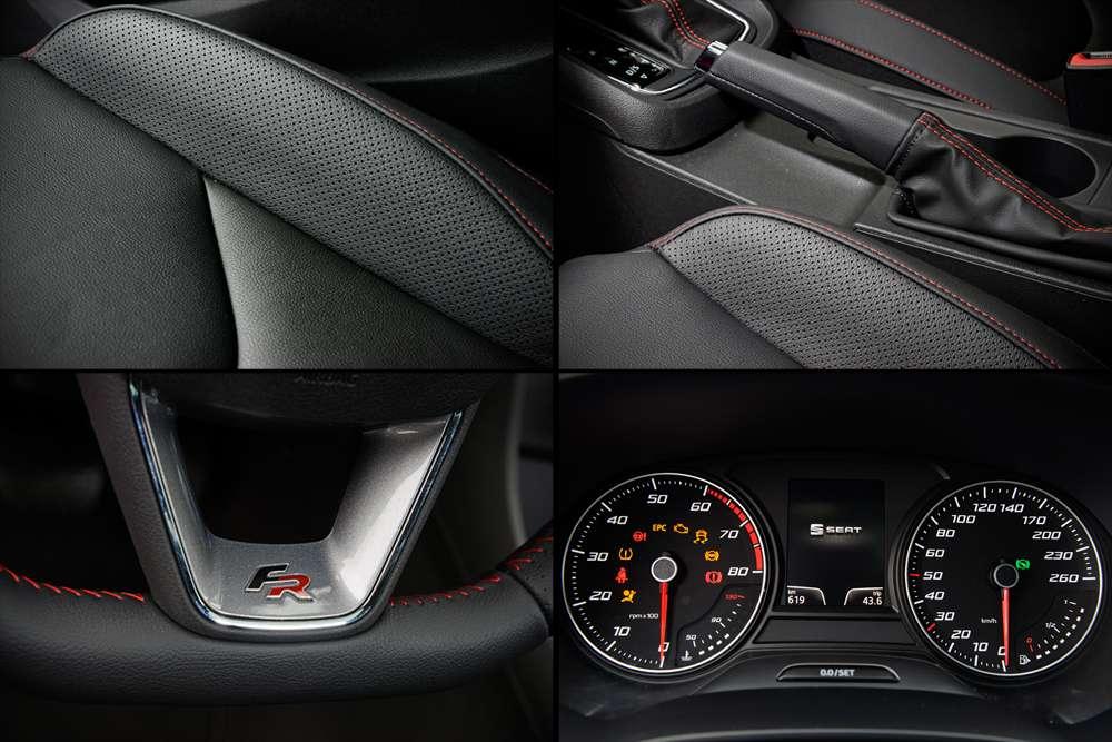 Seat Leon FR 1.8 TSI