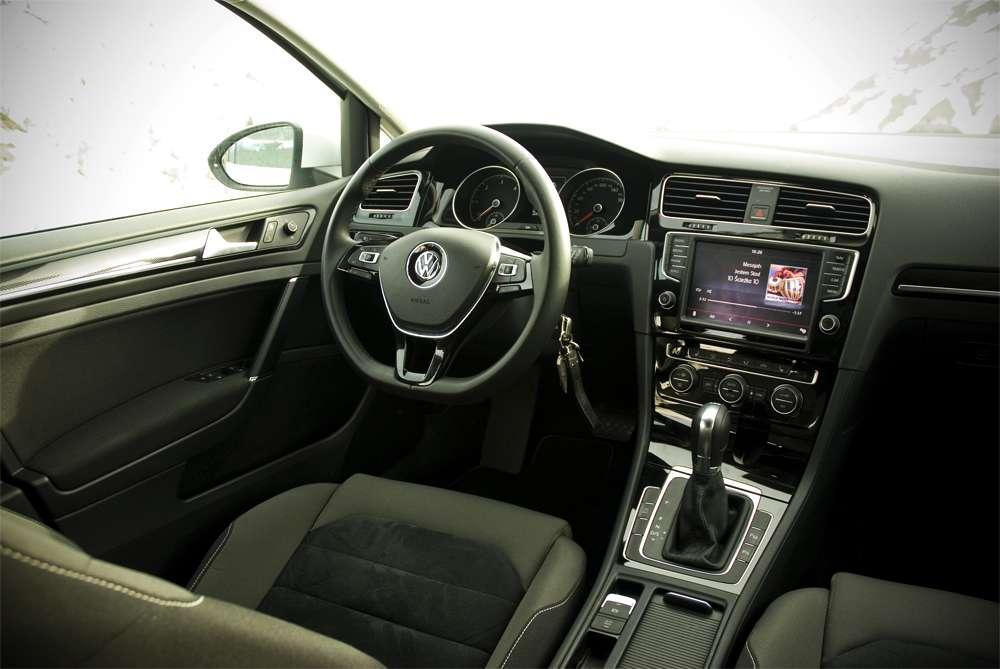 Volkswagen Golf VII Variant