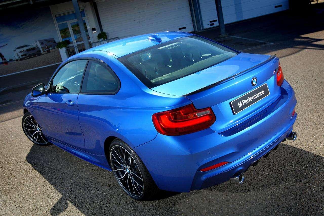 BMW M235 Track Edition