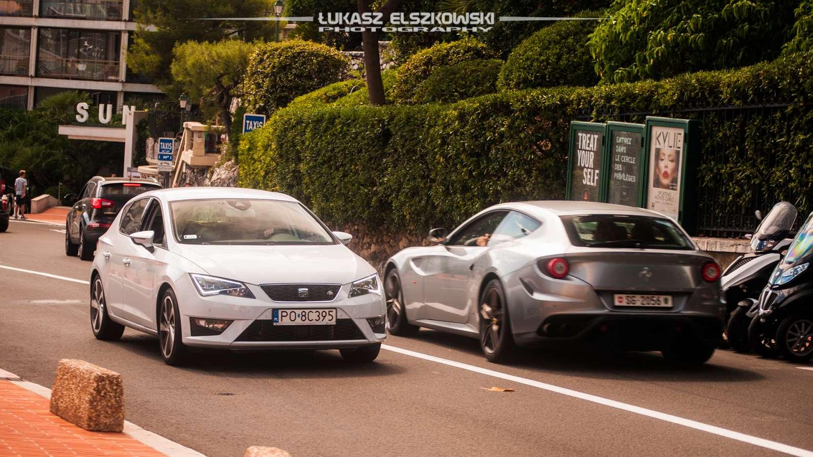 Leon w Monako