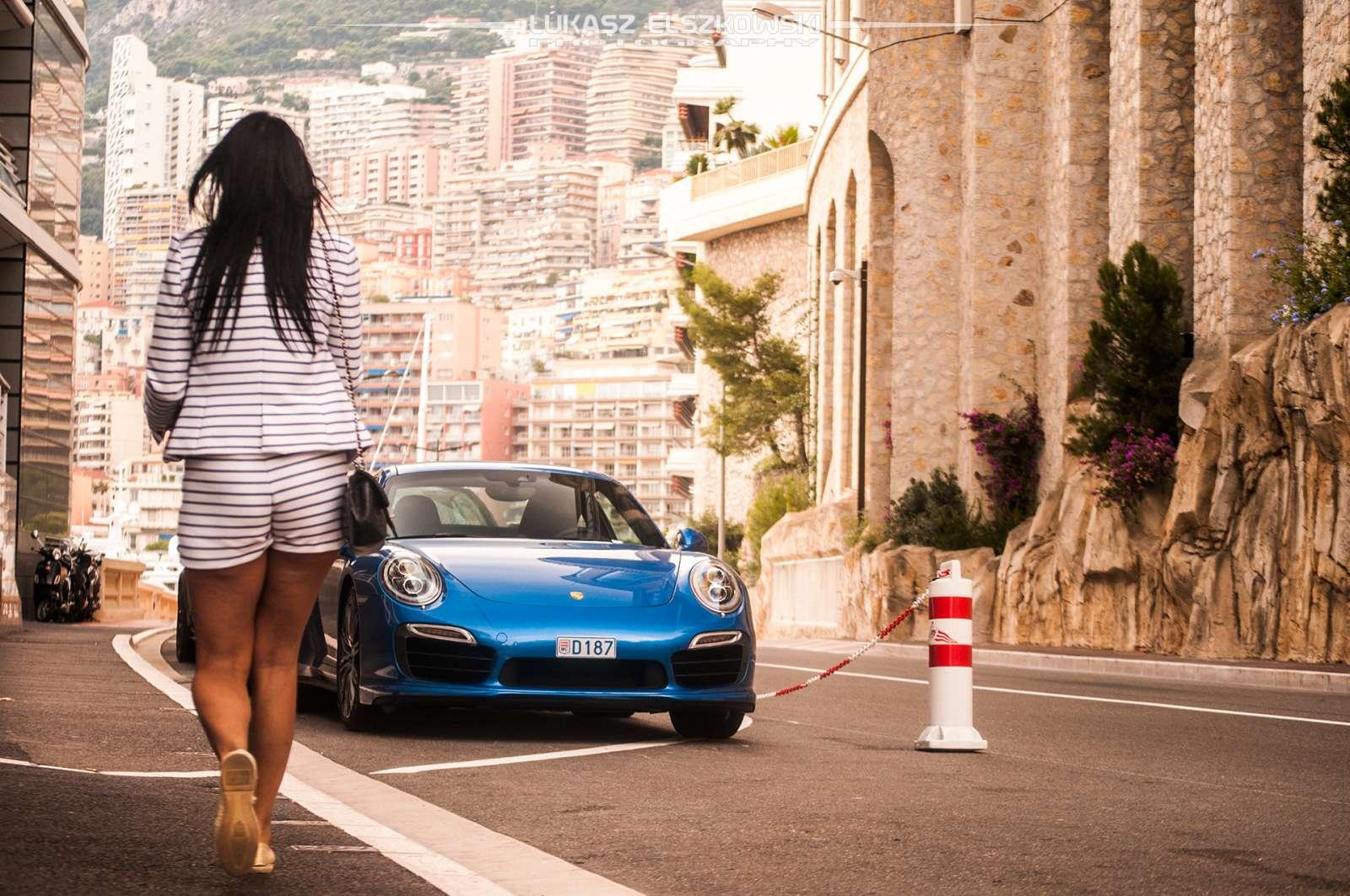 Porsche Monaco