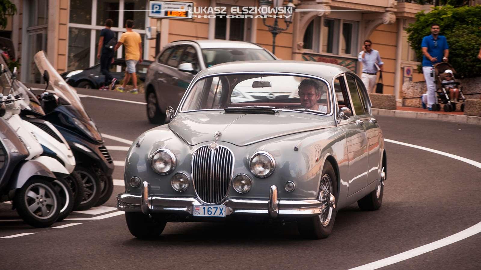 Monaco car