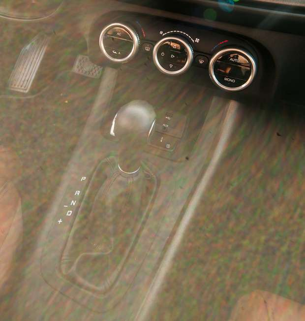 Alfa Romeo automat gear