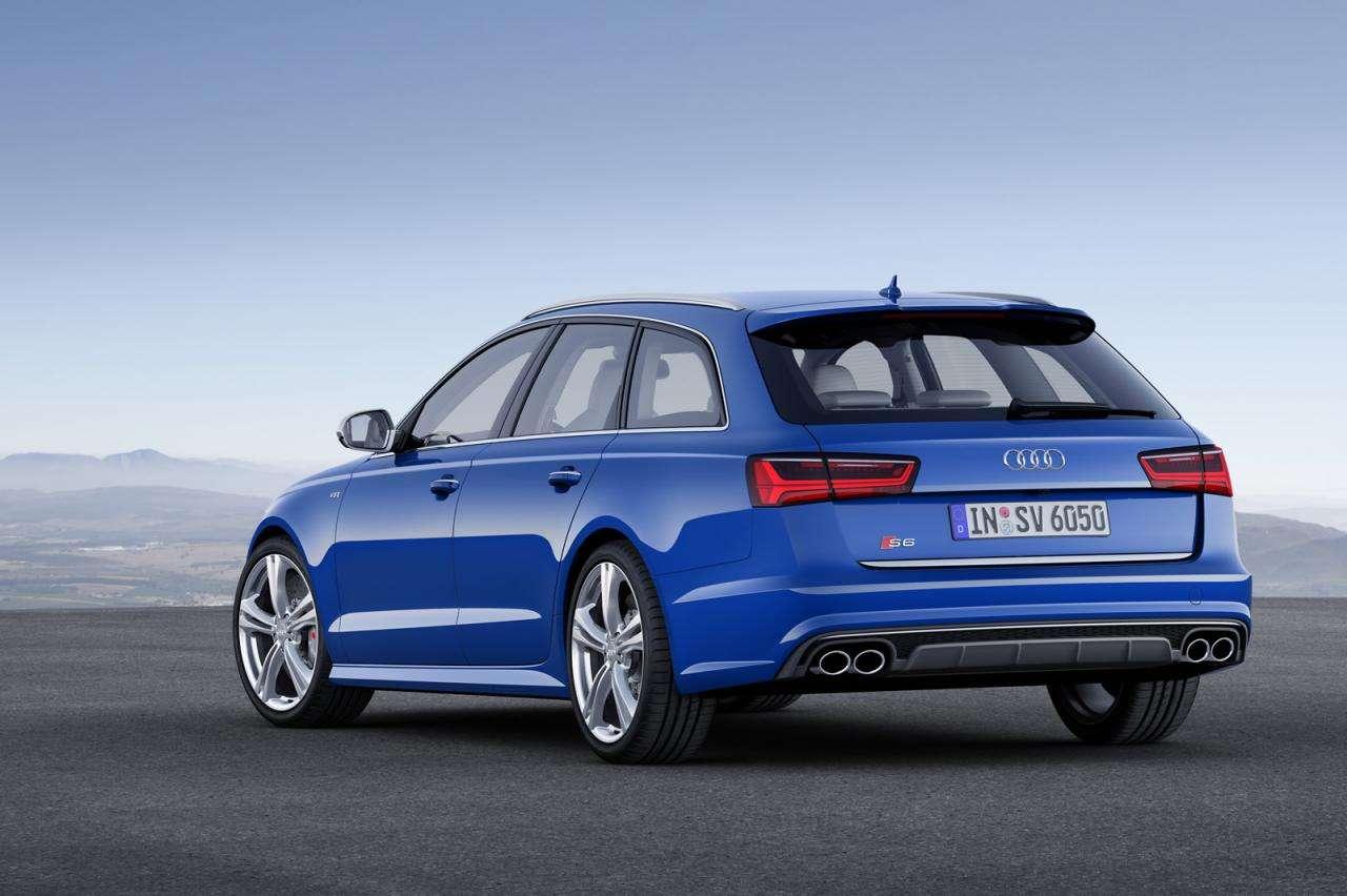 Audi S6 2015 Facelift