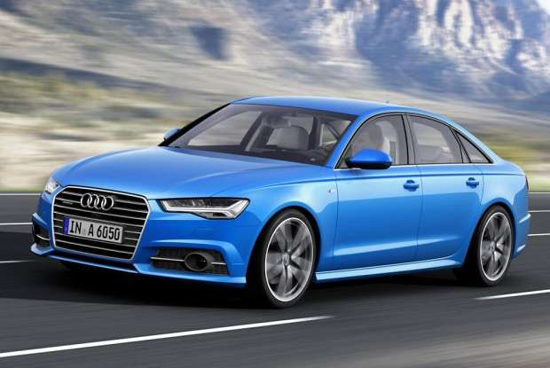 Nowe Audi A6 2015
